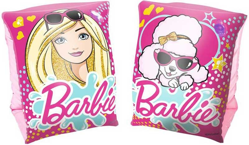 Wholesalers of Barbie 9 X 6 Inch Armbands toys