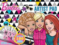 Wholesalers of Barbie Artist Pad toys image