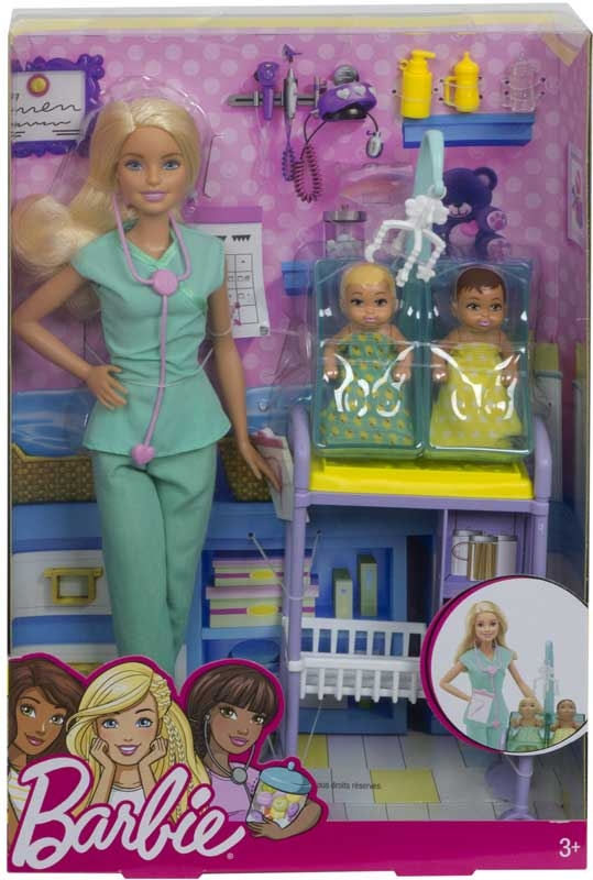 Wholesalers of Barbie Baby Doctor toys