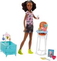 Wholesalers of Barbie Babysitter Assortment toys image 3