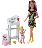 Wholesalers of Barbie Babysitter Assortment toys image 4