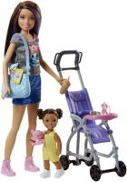 Wholesalers of Barbie Babysitter Skipper - Pram toys image 2