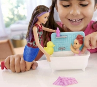 Wholesalers of Barbie Babysitter Skipper- Bath Time Fun toys image 4