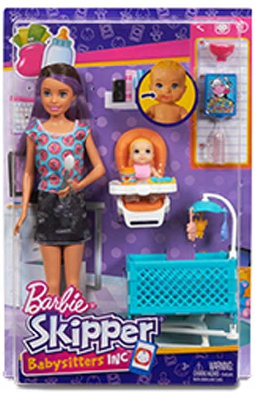 Wholesalers of Barbie Babysitter Skipper- Feeding toys