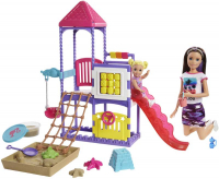 Wholesalers of Barbie Babystitter Playground toys image 2