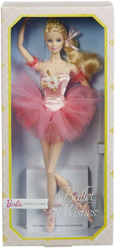 Wholesalers of Barbie Ballet Wishes toys
