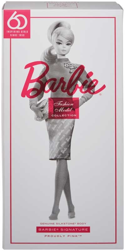 Wholesalers of Barbie Bfmc Doll 1 - 60th Birthday Gold Label toys