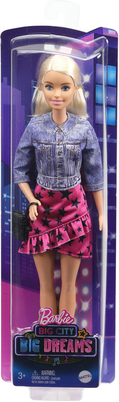 Wholesalers of Barbie Big City Big Dreams Doll And Accessories toys