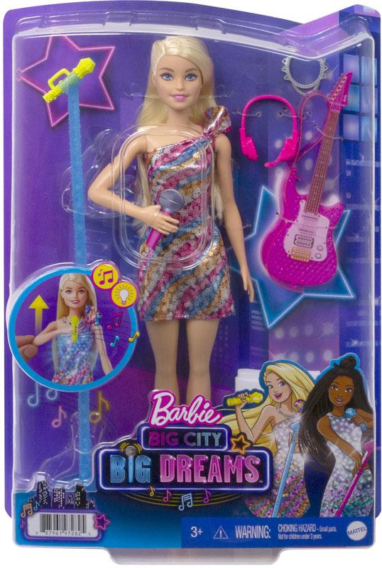 Wholesalers of Barbie Big City Big Dreams Doll toys