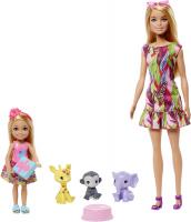 Wholesalers of Barbie Birthday Surprise Barbie & Chelsea Story Set toys image 2
