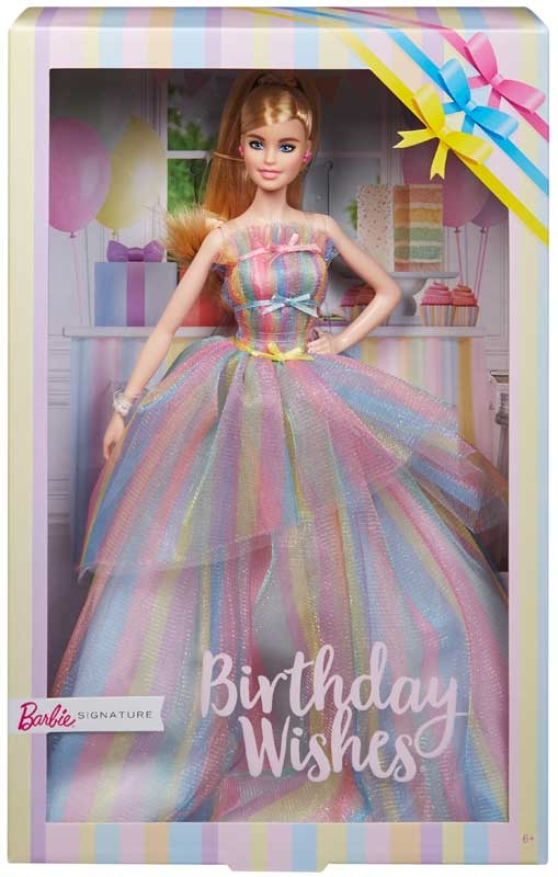 Wholesalers of Barbie Birthday Wishes Doll toys