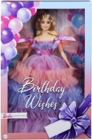 Wholesalers of Barbie Birthday Wishes toys image