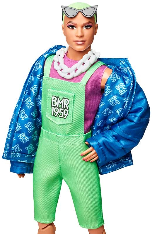 Wholesalers of Barbie Bmr1959 Doll - Neon Overalls toys
