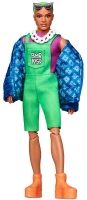 Wholesalers of Barbie Bmr1959 Doll - Neon Overalls toys image 2