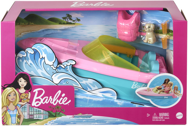 Wholesalers of Barbie Boat toys