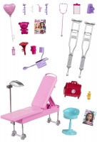 Wholesalers of Barbie Care Clinic Vehicle toys image 3