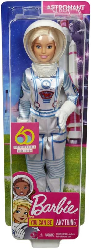 Wholesalers of Barbie Career 60th Doll Astronaut toys