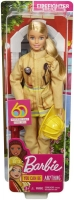 Wholesalers of Barbie Career 60th Doll Firefighter toys image
