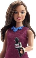 Wholesalers of Barbie Career 60th Doll Journalist toys image 3