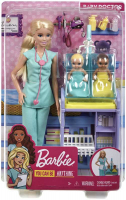Wholesalers of Barbie Career Doctor Play Set toys image