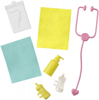 Wholesalers of Barbie Career Doctor Play Set toys image 4