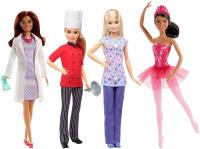 Wholesalers of Barbie Career Dolls Asst toys image 4