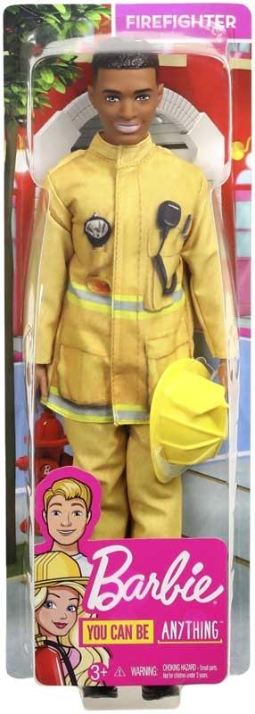 Wholesalers of Barbie Career Ken Firefighter toys