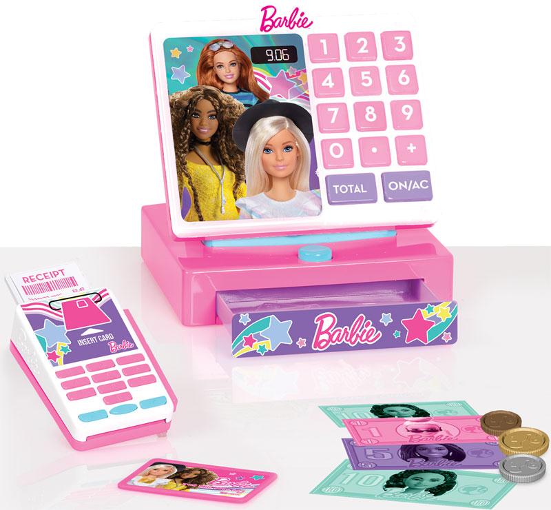 Wholesalers of Barbie Cash Register toys