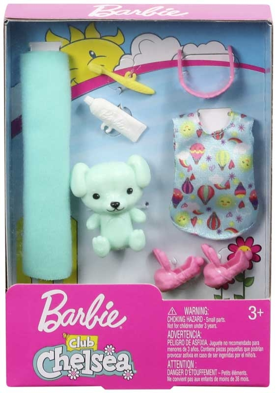 Wholesalers of Barbie Chelsea Accessory Packs toys