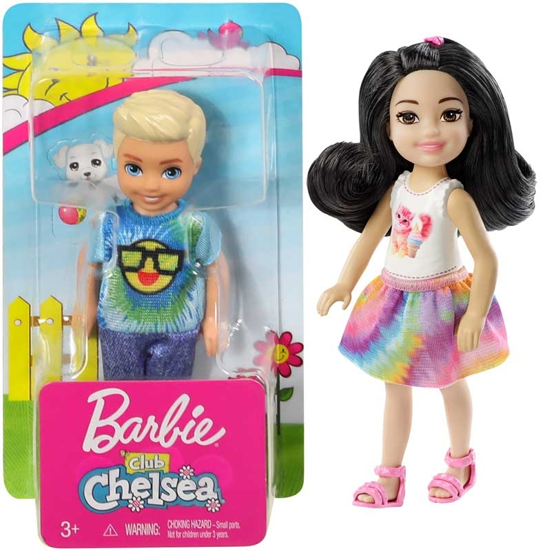 Wholesalers of Barbie Chelsea Assortment A toys