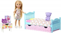 Wholesalers of Barbie Chelsea Bed Time Accy toys image 2