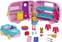 Wholesalers of Barbie Chelsea Camper With Doll And Car toys image 2