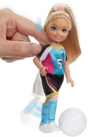 Wholesalers of Barbie Chelsea Football Playset toys image 3