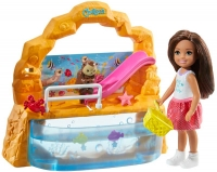 Wholesalers of Barbie Club Chelsea Doll And Aquarium Playset toys image 3