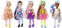Wholesalers of Barbie Colour Reveal Chelsea Shimmer Asst toys image 3