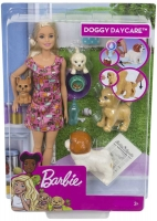 Wholesalers of Barbie Doggy Daycare Potty Trainer Playset toys image