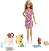 Wholesalers of Barbie Doggy Daycare Potty Trainer Playset toys image 2