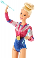 Wholesalers of Barbie Doll And Gym-nastics Playset toys image 2