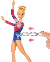 Wholesalers of Barbie Doll And Gym-nastics Playset toys image 4