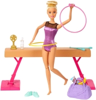 Wholesalers of Barbie Doll And Gym-nastics Playset toys image 5