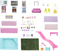 Wholesalers of Barbie Dream House toys image 3
