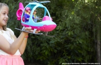 Wholesalers of Barbie Dreamhouse Adventures Helicopter toys image 3