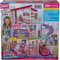 Wholesalers of Barbie Dreamhouse toys Tmb