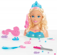 Wholesalers of Barbie Dreamtopia - Mermaid Large Styling Head toys image 2