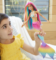 Wholesalers of Barbie Dreamtopia Colour Change Mermaid toys image 3