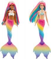Wholesalers of Barbie Dreamtopia Colour Change Mermaid toys image 4