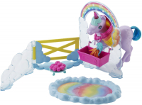 Wholesalers of Barbie Dreamtopia Doll And Unicorn toys image 3