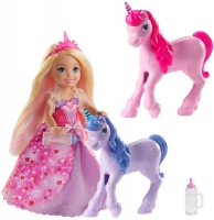 Wholesalers of Barbie Dreamtopia Doll And Unicorns toys image 2