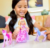 Wholesalers of Barbie Dreamtopia Doll And Unicorns toys image 4