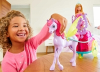 Wholesalers of Barbie Dreamtopia Princess - Pegasus & Chariot toys image 4